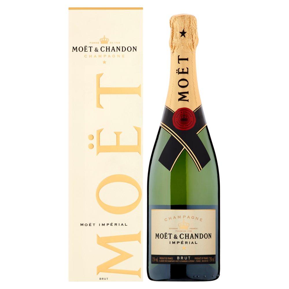 Moet & Chandon Imp?©rial Brut Champagne 750ml