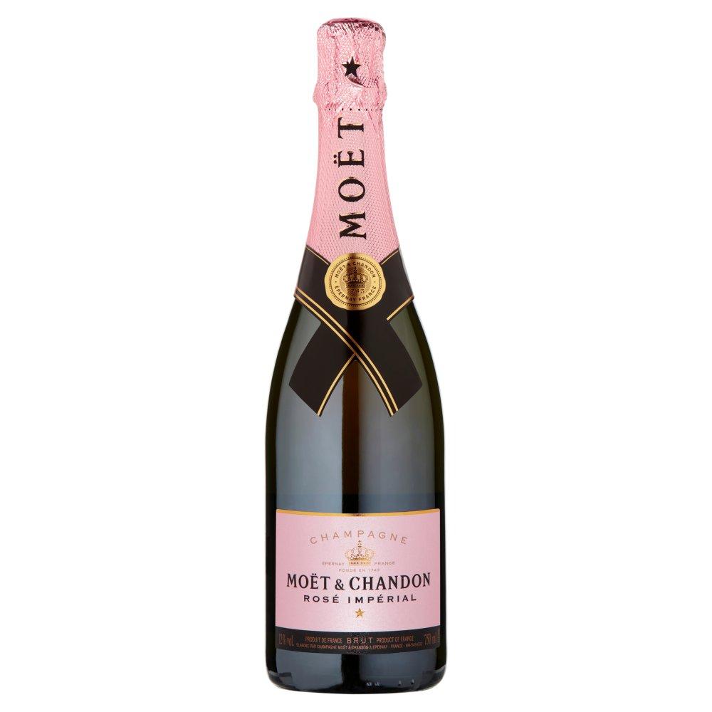 Moet & Chandon Imp?©rial Rose Champagne 75cl