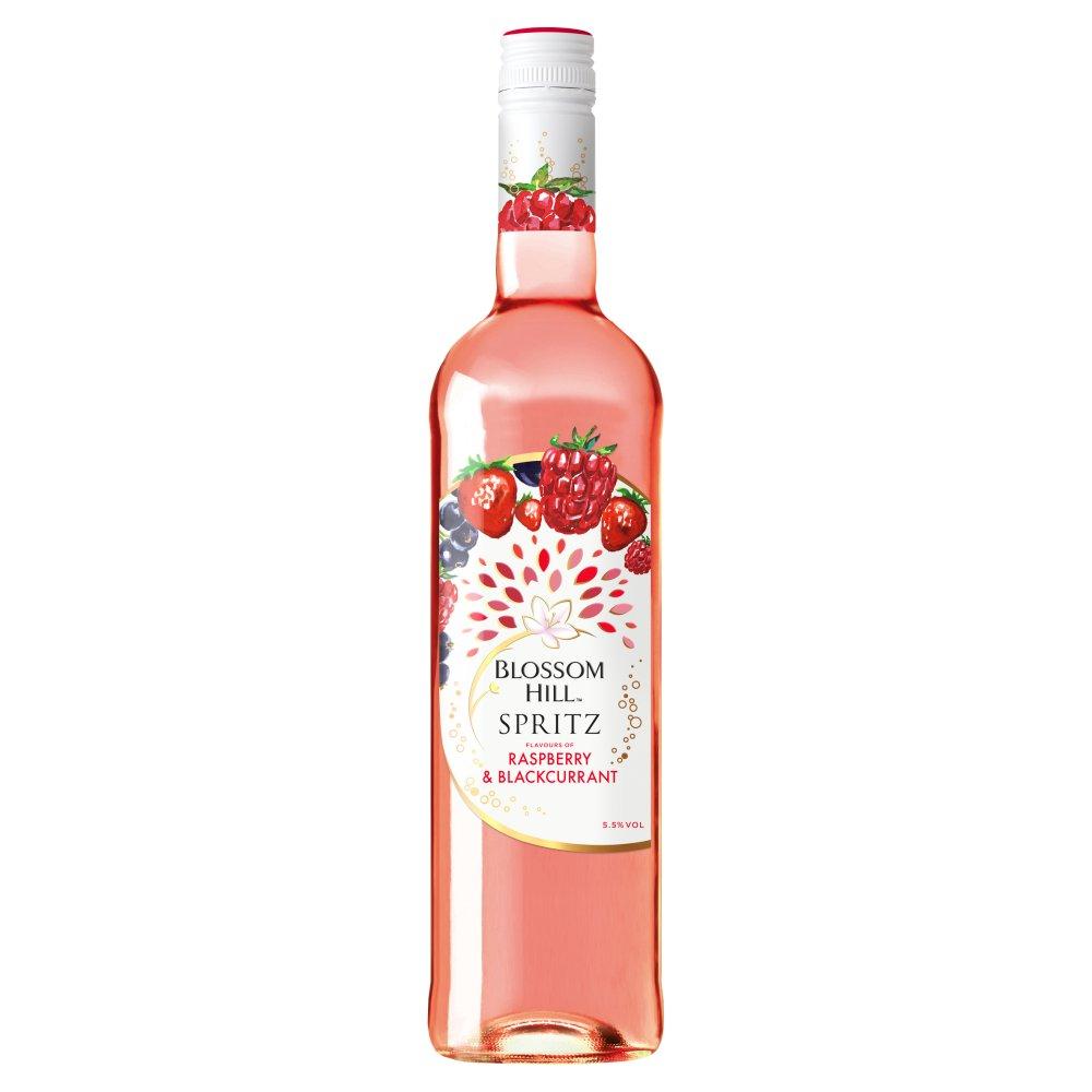 Blossom Hill Spritz Raspberry & Blackcurrant 750ml
