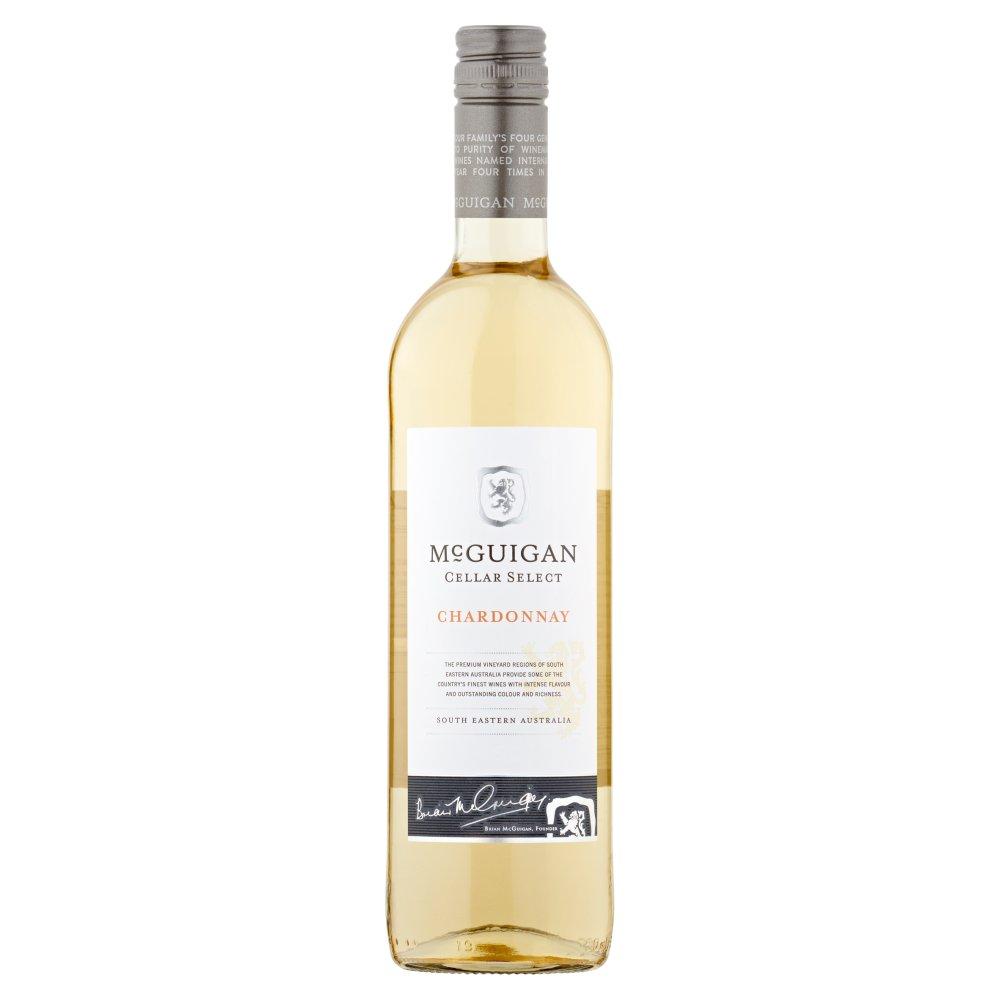 McGuigan Cellar Select Chardonnay 75cl
