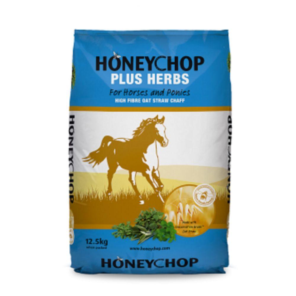 Honeychop Plus Herbs -12.5kg